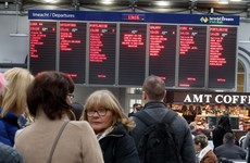 'Significant delays' in and out of Heuston Station due to 'theft of cabling'
