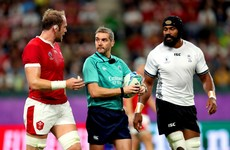 As it happened: Wales v Fiji, Rugby World Cup