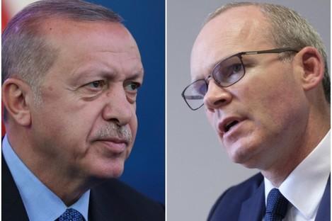 Turkish President Recep Tayyip Erdogan announced the start of the attack on Twitter