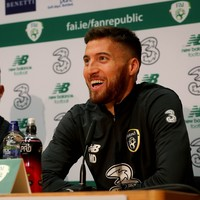 'I'm totally comfortable playing in that position' - Irish opportunity finally knocks for Matt Doherty