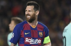 Messi: I almost left Barcelona five years ago