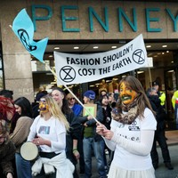 Extinction Rebellion activists bring protests to Penneys and Brown Thomas