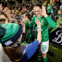 Ireland's long-throw specialist Campbell 'buzzing to be back' in green after injury hell