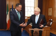 Leo Varadkar to meet Boris Johnson tomorrow to discuss securing a Brexit deal