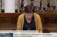'You really don't give a f**k': TD Joan Collins curses in Dáil as she attacks Government over Budget