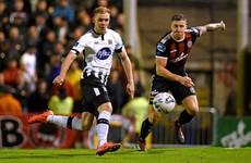Bohemians just one point from Europa League football thanks to Wade-Slater and Wright