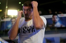 Usyk gets new opponent for heavyweight debut this Saturday after Spong fails test
