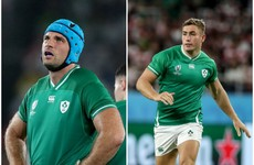 Larmour and Beirne start as Henshaw makes injury comeback in Ireland XV