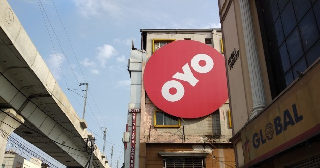 Softbank-backed hotel chain Oyo is making preparations for entering Ireland