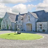 Country living at this stone-built home on five acres in Limerick - yours for €1.3m