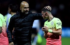 'Foden is the only player that can't be sold. Not even for €500m' - Guardiola