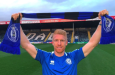 Paul McShane joins League One club's growing Irish contingent