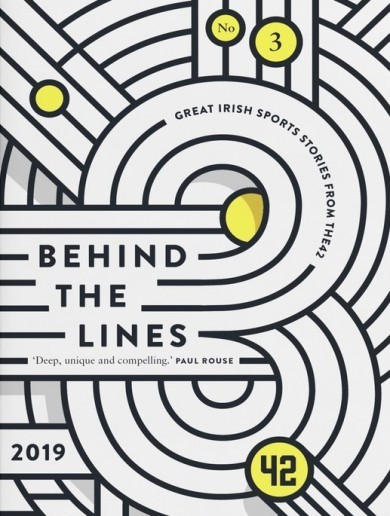 The42's new book - Behind the Lines, No. 3 - is available to pre-order now
