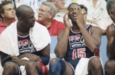 Dream Team documentary shows footage of lone loss... to students