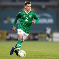 Ireland U21 international says leaving Man United was the 'right decision'