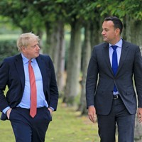 Brexit talks resume in Brussels after 'constructive meeting' between Varadkar and Johnson