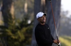 Time on my side in major quest Woods insists