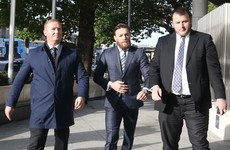 Case against Conor McGregor adjourned until 1 November at Dublin District Court