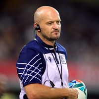Scotland skipper left out as Townsend names his side to face Japan