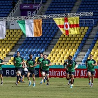 'I feel sorry for the players like Parisse and Ghiraldini' - Irish sympathy for Italy