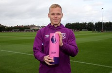 8 goals and 3 assists sees Ireland U19 international win Premier League 2 Player of the Month