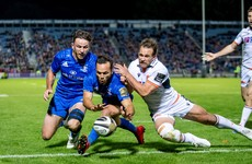Leinster turn on the style again to put Edinburgh to the sword at the RDS