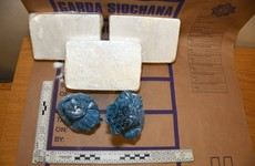 Man arrested and €130,000 in cocaine seized in Co Wicklow