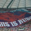 Russia v Poland: Euro 2012 monitors report 'far-right' flag among visiting fans