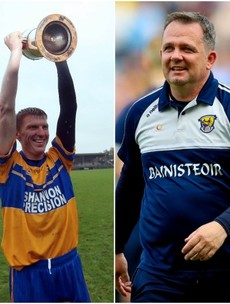 'Two brilliant servants for the club' - Davy, Gilly, the 'Bridge and chasing Clare glory