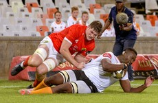Cheetahs run riot to secure first-ever victory over Munster
