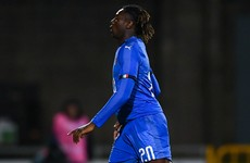 Mancini warns Kean after red card against Ireland