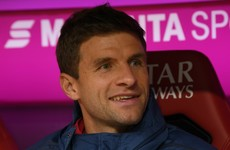 Once the World Cup Golden Boot winner, out-of-sorts Thomas Muller could be set for Bayern exit