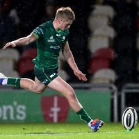 Fitzgerald's star continues to rise as Connacht thrash Dragons and return home with bonus point