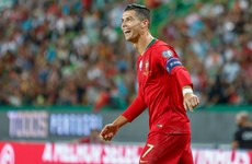 Cristiano Ronaldo closes in on a century of international goals