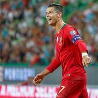 Cristiano Ronaldo closes in on a century of international goals
