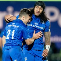 Osborne caps dream week with first try and hard-earned Leinster contract