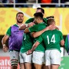 Aki red the only blot as Ireland secure World Cup quarter-final with big win over Samoa