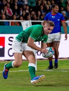 Out of 10: How we rated Ireland in their seven-try win over Samoa