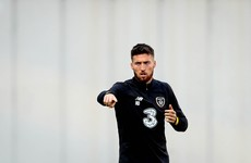 Doherty and James Collins start as McCarthy names Irish team to face Georgia