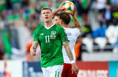 Ireland let huge opportunity slip in dire draw with Georgia