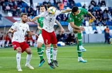 As it happened: Georgia v Ireland, Euro 2020 qualifiers