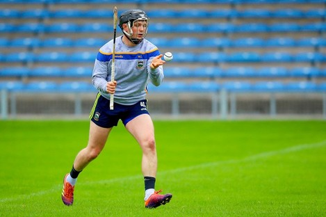 County star Willie Connors was on target for Kiladangan.