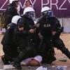 Euro 2012: 184 arrested in Warsaw violence