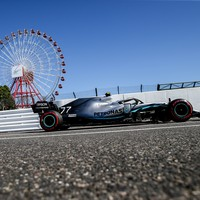 Mercedes equal record with sixth straight constructors' championship