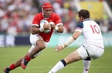 Te'o double not enough for USA against Tonga
