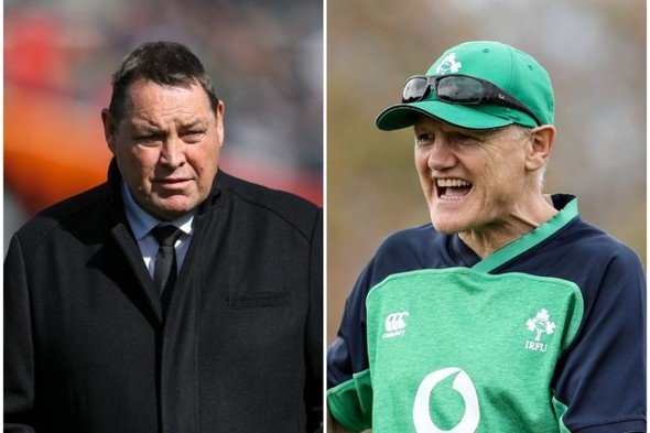 Ireland to face favourites New Zealand in Rugby World Cup quarter-finals