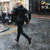 Heavy downpours expected as Status Yellow warning issued for 20 counties