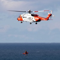 Woman seriously injured in Clare cliff jumping accident airlifted to hospital