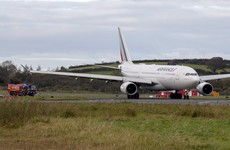 Air France flight diverts to Shannon after 'suspicious' phone found on board