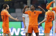 Russia book Euro 2020 spot as Netherlands edge closer to finals